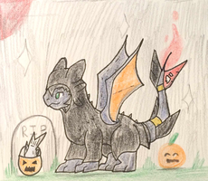 PKMNation:: Dragon Halloween! by Dianamond