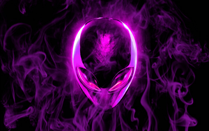 Alienware flames7 by darkangelkrys