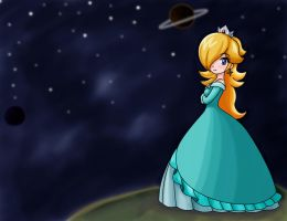 Rosalina: The Watcher by CoconCrash