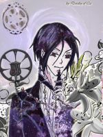 Sebastian Michaelis by Dorothy-of-Oz