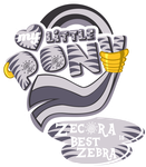 Fanart - MLP. My Little Pony Logo - Zecora by jamescorck
