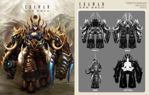 Erawan Warmech by narm