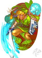 Skyward Sword by Zoroko