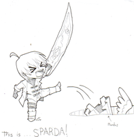 This is Sparda by Faerytale-Wings