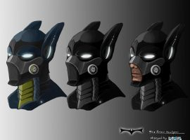 full Batmask by BombOPAUL