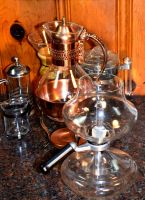 Glass Decanters 1 by coffeenoir
