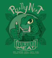 Really Neat Turtle Meat by chriskdavid