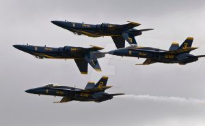 MIRAMAR BLUES IX by AirshowDave