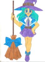 Contest: Senshi Halloween by animequeen20012003