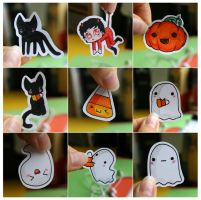 Paper fun :: Halloween by Toasts
