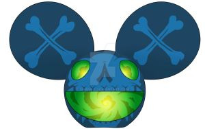 Day Of The Deadmau5 by SHARK-E
