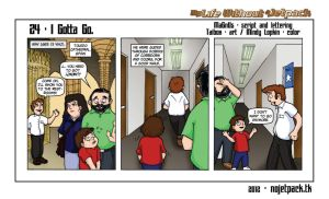 My Life Without A Jetpack Strip 24 by lordmagnusen