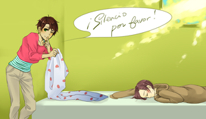 Siesta by replicated-marchen