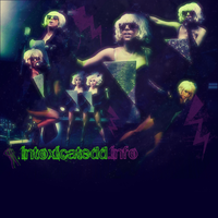 Gone GaGa at The FameBall by laynaxKiSSEd