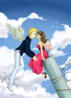 Love is in the Sky by LuCaMi-5390