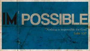 Impossible? by Blugi