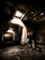 Forgotten Tunnel by Beezqp