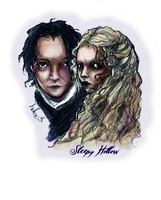 Sleepy Hollow by nakushitakotoba