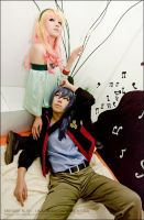 Sheryl and Alto by LALAax