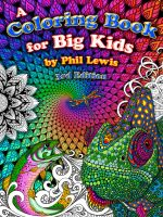 3rd Edition Coloring Book by PhilLewis