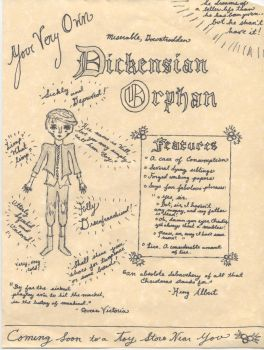 dickensian orphan by What-The-Dickens