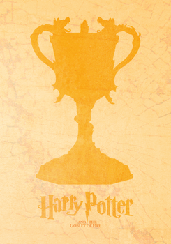 Harry Potter and the Goblet of Fire by h3nrassc