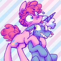 Candy colours v2 by ArtFlicker