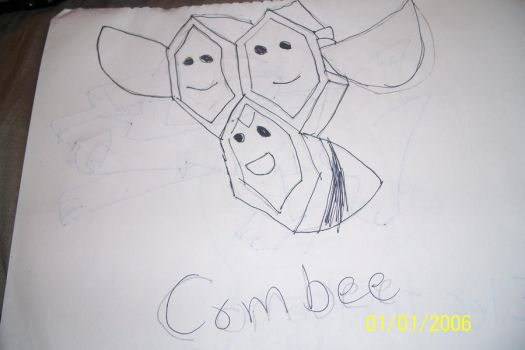 combee by xela-x