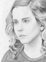 Hermione Granger by Goldfog