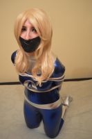 The many perils of Invisible Woman 4 by Natsuko-Hiragi