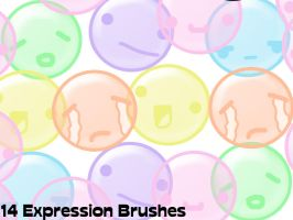 Emotions Brushes by mkirby712