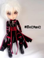 Custom taeyang Adrian by lovehaze
