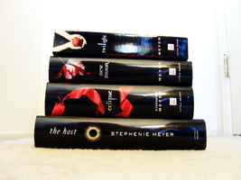 Stephenie Meyer books by storybox
