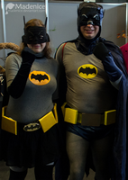 Batman's! 60's Style! by Madenice