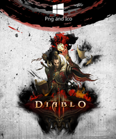 Diablo 3 Icon by nemanjadmitrovic