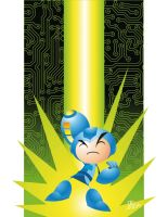 MEGAMAN TRIBUTE by chachaman