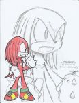 Character Select: Knuckles by COChaos