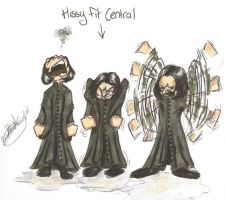 Hissy Fit Central by RohanElf