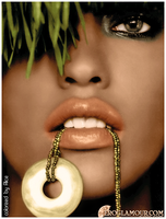 Colorize Coral Lips by Giraffina