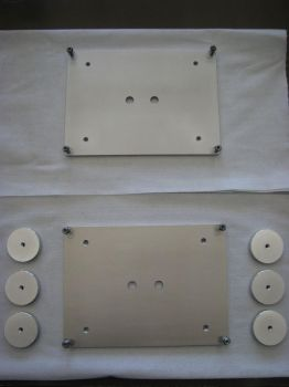 Speaker-Backplates with bases and screw by grim19810423