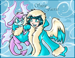 Snow Faerie for Art Gallery by Kuitsuku