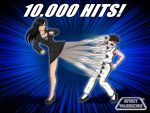 Spirit Warriors 10,000 Hits by SpiritWarriors