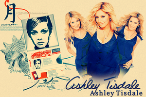 Ashley Tisdale x2 by LOVEnROCK
