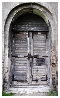 Old Door 2 by loker90