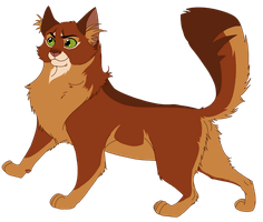 Firestar by AnnaGiladi