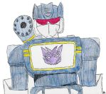 G1 Soundwave by RuinedBloodShed