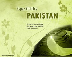 Pakistan Zindabad by Areeb89
