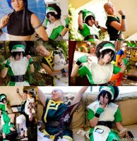 The Misadventures of Avatarded Toph Bei Fong by IrritusLamia