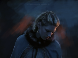 Lagertha by LindaMarieAnson