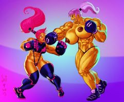 Punchout by Jebriodo
